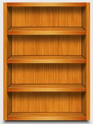 ps教你制作一个摆放杂志的木柜