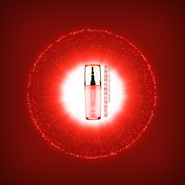 利用滤镜及图层样式教你制作魔幻的放射光