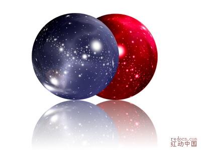 利用滤镜快速教你制作梦幻的立体球体