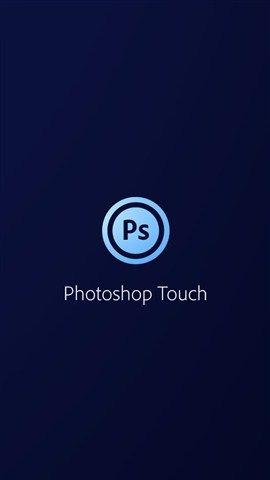 五脏俱全:AdobepsTouchforphone