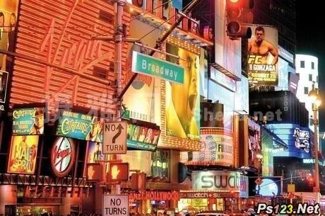 城市夜景摄影技巧