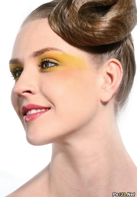 影师必知的彩妆用光常识、规律和技法(二)