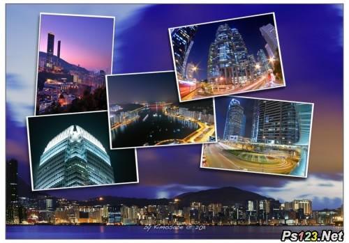 摄影曝光的掌控:运用黑卡和长时间曝光技巧获得梦幻的城市照片 三联