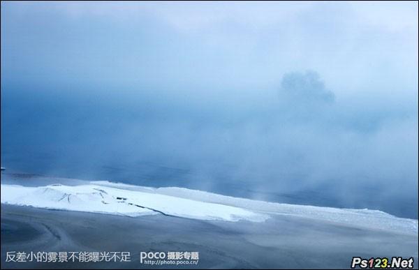 妖娆冬月雾雪天气如何掌控曝光?