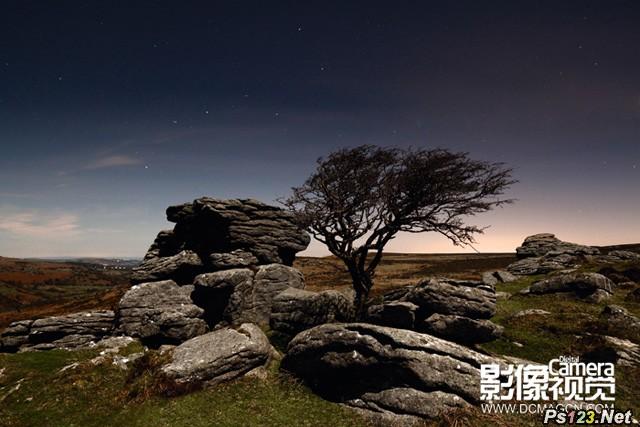 夜景风光照片的5种创作方法 三联教程