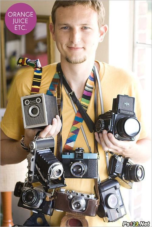 购买老相机及镜头的注意事项 三联教程