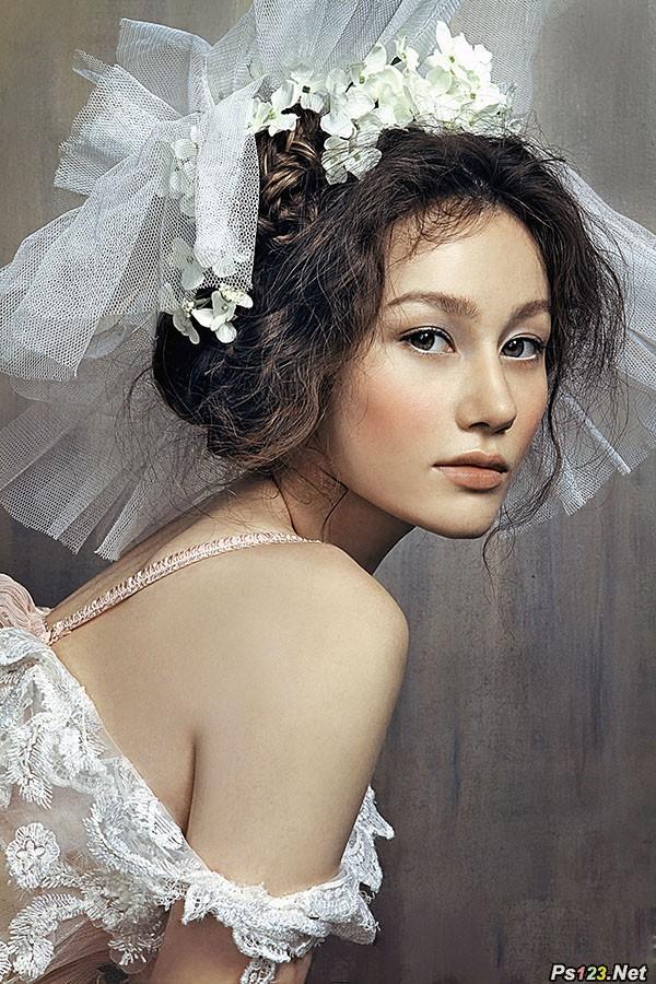 婚纱摄影抓住8个要点,为复古人像注入柔美基因