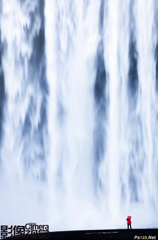 瀑布照片的拍摄技巧 三联