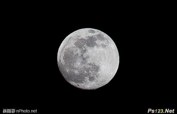 如何拍摄月亮 三联