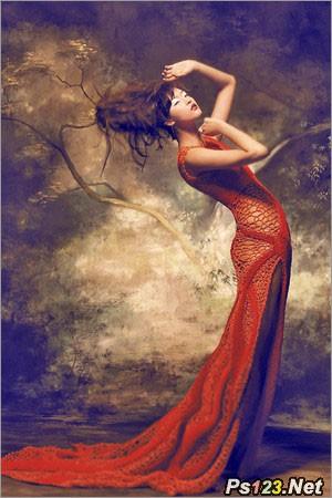 婚纱摄影与艺术人像摄影的区别