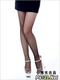 腿型在美姿设计中的应用