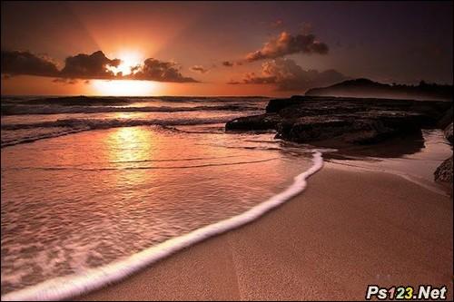 摄影师教你海滩摄影的几个诀窍