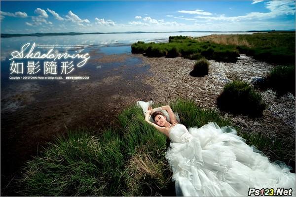 广角婚纱人像摄影技巧分享
