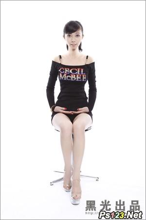 美姿的设计:坐姿的设计方法