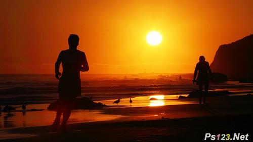 日出与日落经典摄影心得