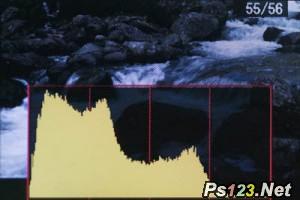 怎样知道照片曝光是否合适,看直方图 三联教程