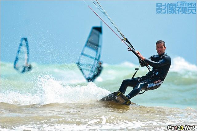 如何拍摄冲浪的精彩瞬间 三联教程