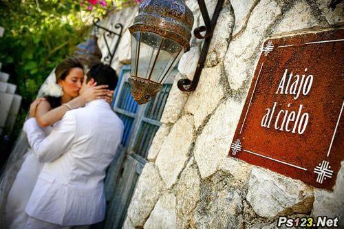 通过婚礼摄影谈如何快速提高摄影水平的技巧 三联教程