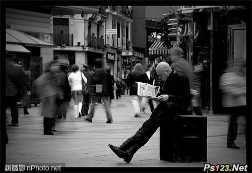 街拍摄影的7条致胜法则