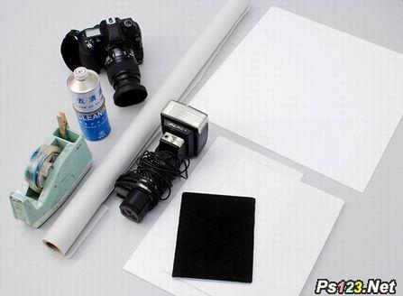 商业摄影教程