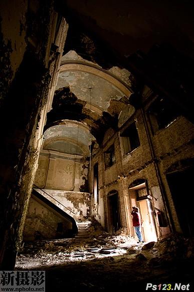 6条技巧教你掌握废墟摄影
