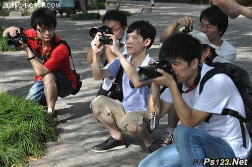 室外人像摄影拍摄技巧 人像摄影