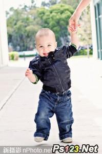 拍摄可爱儿童的五个实用技巧 儿童摄影