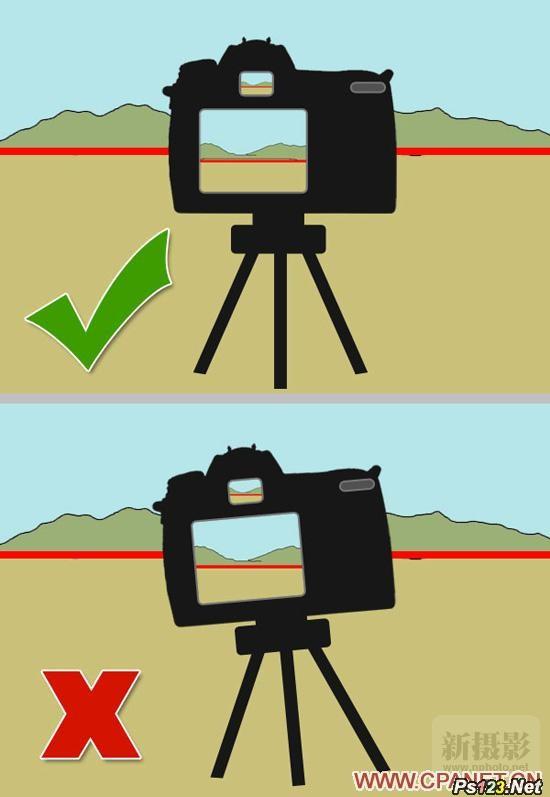 给摄影师和摄影爱好者的三个小教程