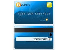 精美银行卡素材矢量图4