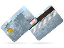 精美银行卡素材矢量图