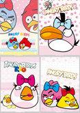 愤怒的小鸟卡通psd素材