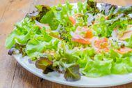 绿色蔬菜沙拉图片