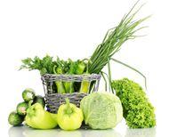 新鲜绿色蔬菜图片