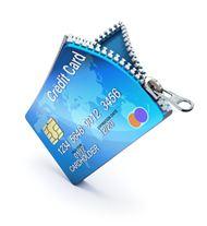 3D信用卡钱包图片