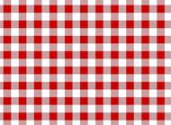 红色方格背景图片