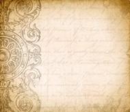 复古英文背景图片