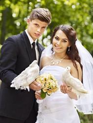 高清婚纱照图片