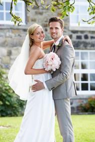结婚婚纱照图片