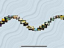 jquerycss3实现的波浪式图片查看插件