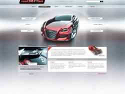 色彩与质感并重的20款国外网页设计欣赏