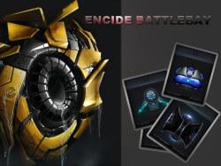 Encide与Battlebay合作皮肤