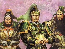 [游戏原画]-[真三国无双4_Dynasty Warriors 5]