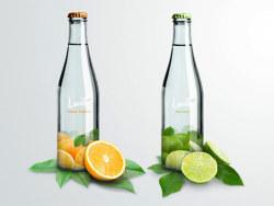 国外漂亮的饮用水包装设计
