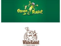 · 28个兔子相关的logo设计.。