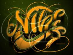 超赞的3D字体设计