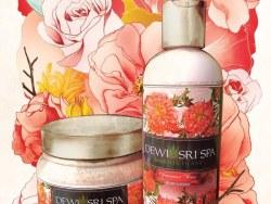 美丽手绘-印尼温泉SPA美容产品包装设计-AMELZ