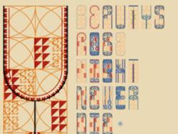 英文字体设计赏