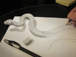漂亮的3D畫