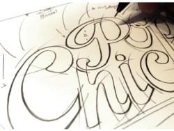 从手绘开始到完成logo的设计之路