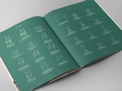 国外家具公司商业画册设计